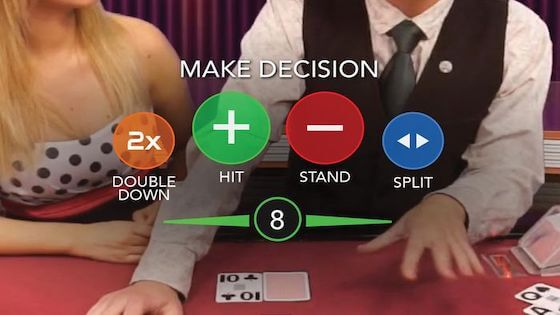 Blackjack Guidelines for When to Hit and When to Stand