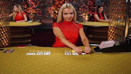How to Bet at Live Dealer Baccarat?