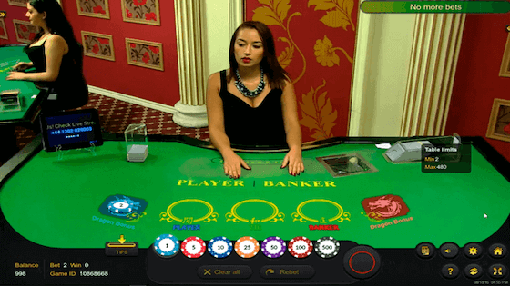 Live Dealer Baccarat Winning Strategies