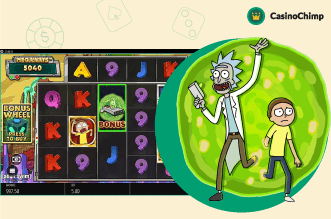 Blueprint Gaming will Take Your Breath Away with Rick and Morty Megaways