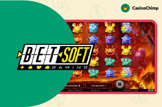 Betsoft Brings Monster Pop and Back to Venus This April