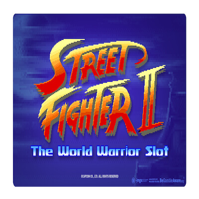 NetEnt Releases Its Brand New Slot, Street Fighter II: The World Warrior