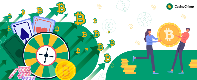 Why are Crypto Casinos Gaining Prominence by the Day