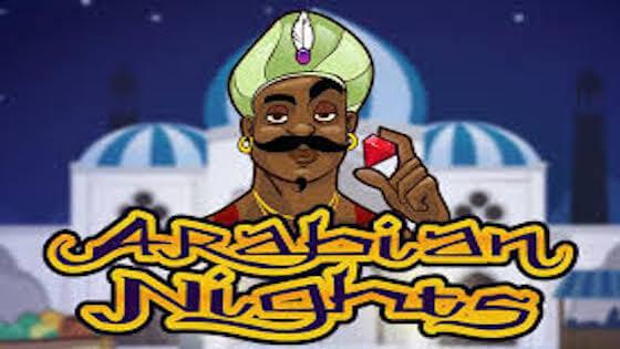 arabian night slot