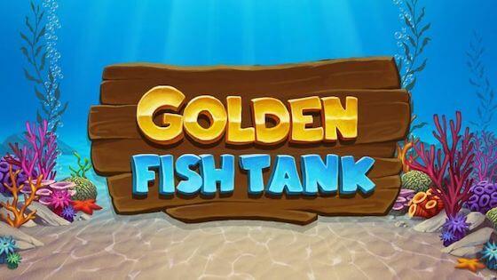 Golden Fish Tank Slot