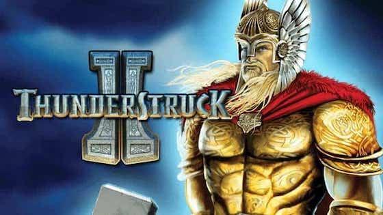 thunderstruck 2 slot